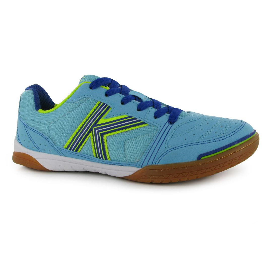 ae79dfd9e Image is loading Kelme-Mens-Millennium-Indoor-Football-Boots-Trainers-Lace-