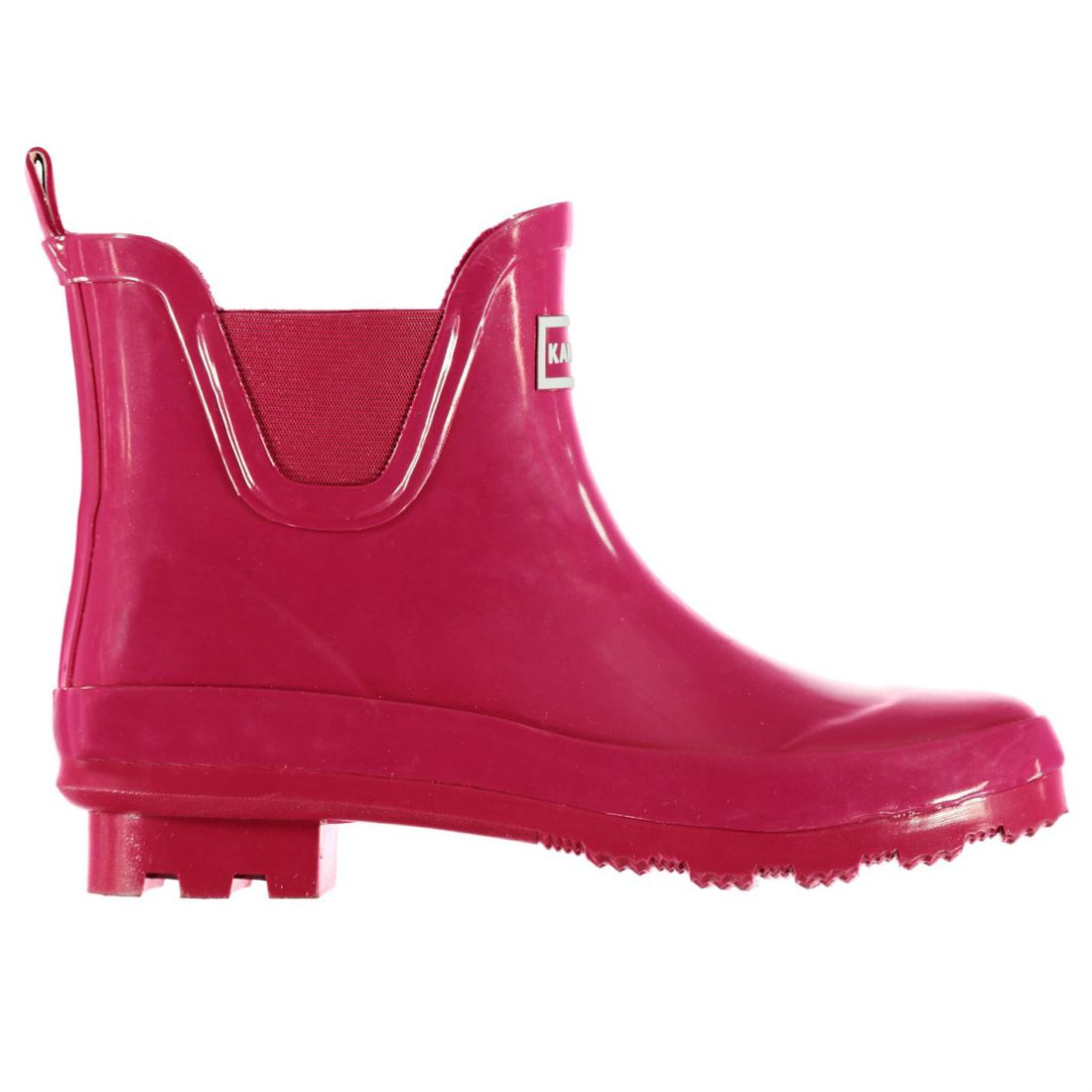 05e70d01666 KANGOL SHORT WELLIES Ladies Wellingtons Pull On Comfortable Fit