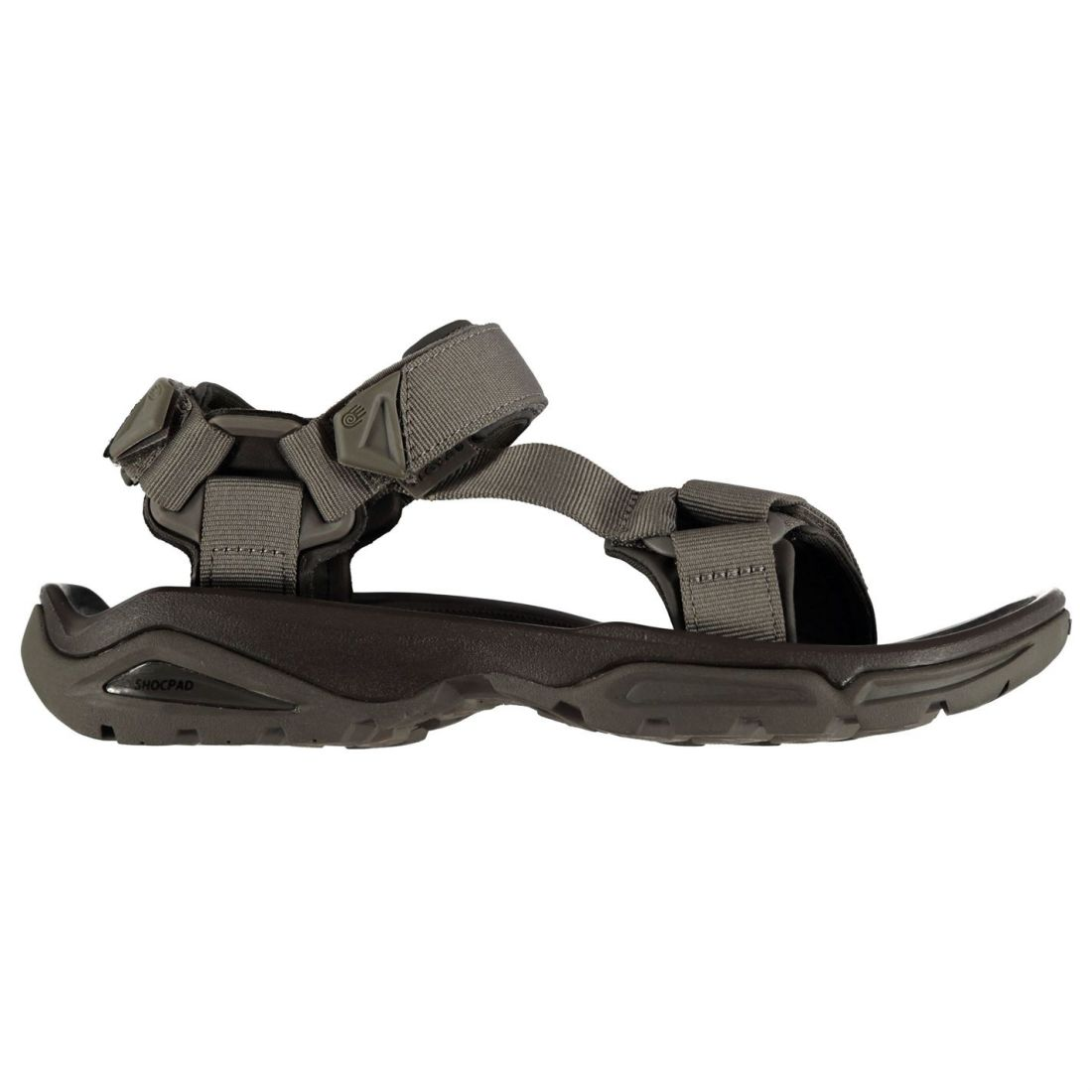 Teva Terra Fi 4 Sandals Mens Gents Touch and Close Shock Absorbing Warm