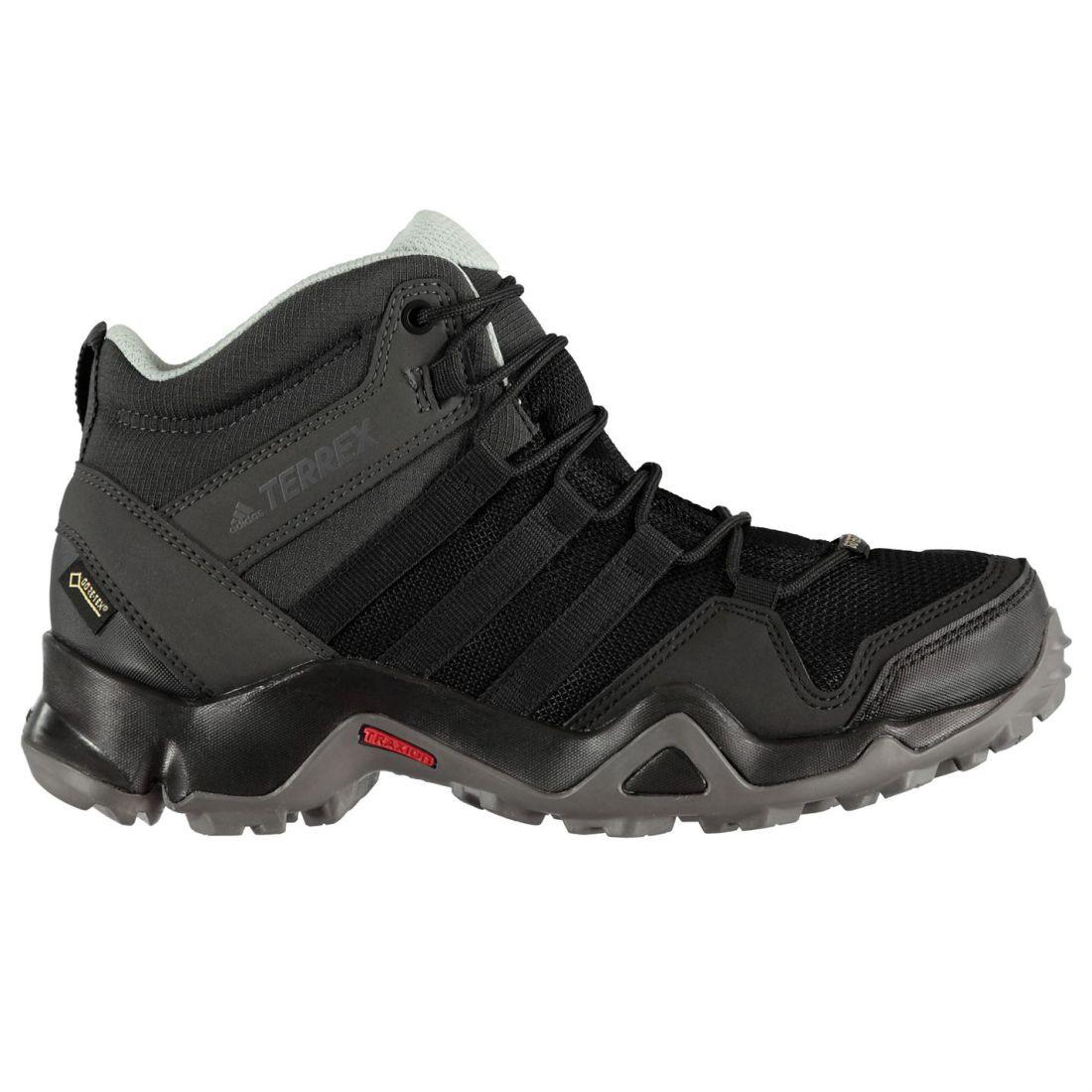 43b450971c0 adidas Womens TERREX AX2R GTX Mid Walking Boots Shoes Lace ...