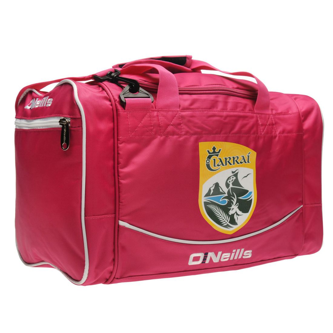 Details about ONeills Womens Kerry GAA Holdall Bag Zip Sports Sport  Separate Compartments 3623cd45c1