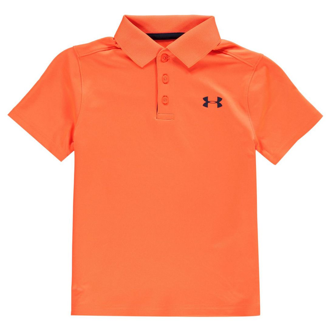 286c4c6c Image is loading Under-Armour-Kids-Boys-Performance-Polo-Shirt-Junior-