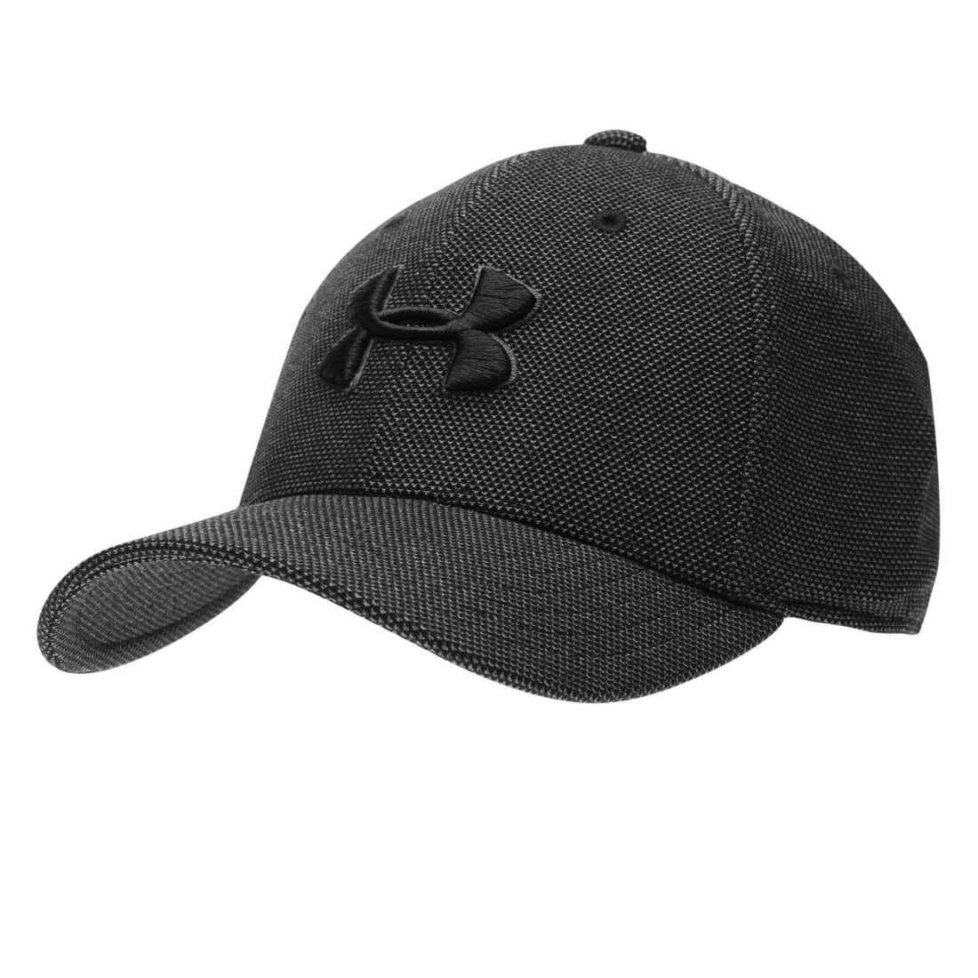Image is loading Under-Armour-Kids-Boys-Heathered-Blitzing-Cap-Junior- 0a3a5a0acd54
