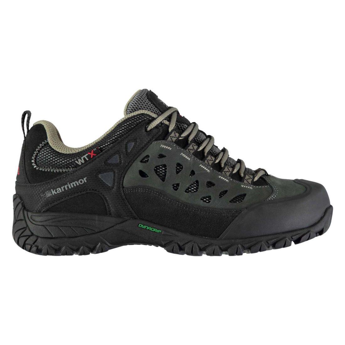 Karrimor Corrie Wtx Caminar Zapatos  para hombre Caballeros Gamuza Ventilado repelente al agua  mejor moda