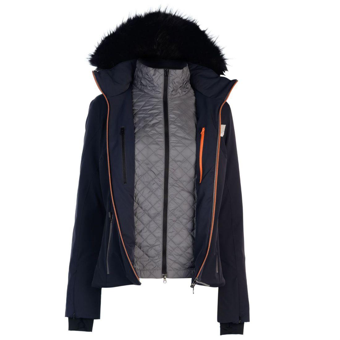 Image is loading Colmar-Womens-Ecostretch-Ski-Jacket-Coat-Top-Waterproof- 526ef6846