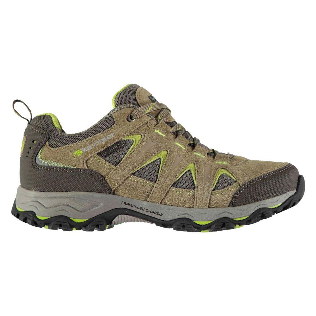Karrimor Womens Mount Low Ladies Walking Shoes Waterproof -1752
