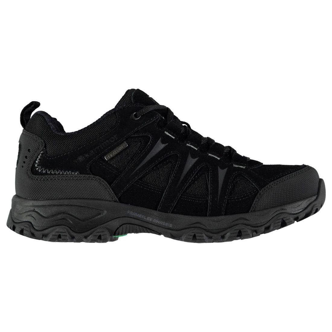 Karrimor Womens Mount Low Ladies Walking Shoes Waterproof -9256