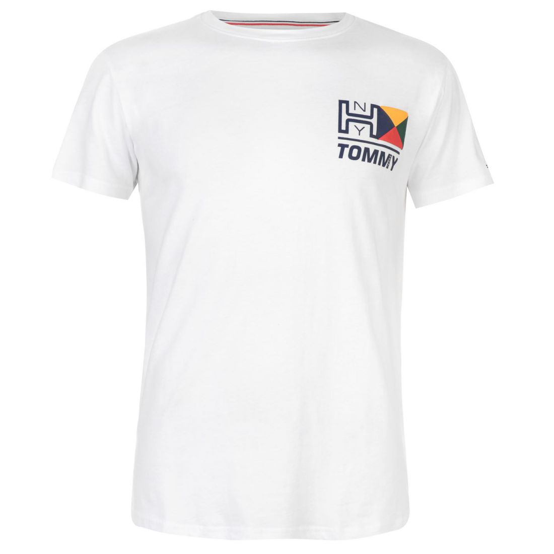 7e8811c3e Tommy Jeans T Shirt Mens White - raveitsafe