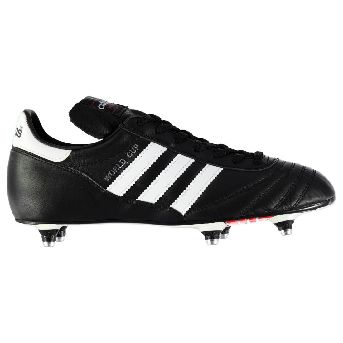 802222ac6d62 adidas Mens Gents World Cup SG Football Boots Laces Fastened ...