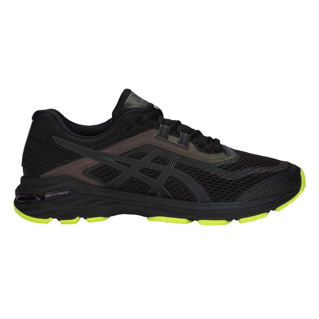 Asics Mens GT2000v6 LS Road Running zapatos