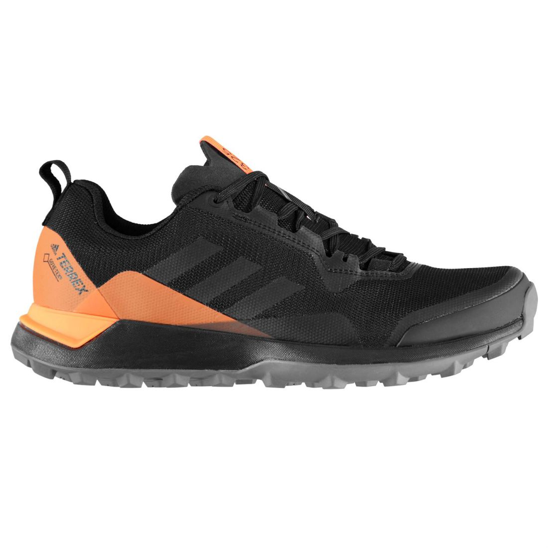 adidas Mens CMTK GTX Trail Running Shoes Lace Up Waterproof Padded Ankle  Collar b389bb9bd