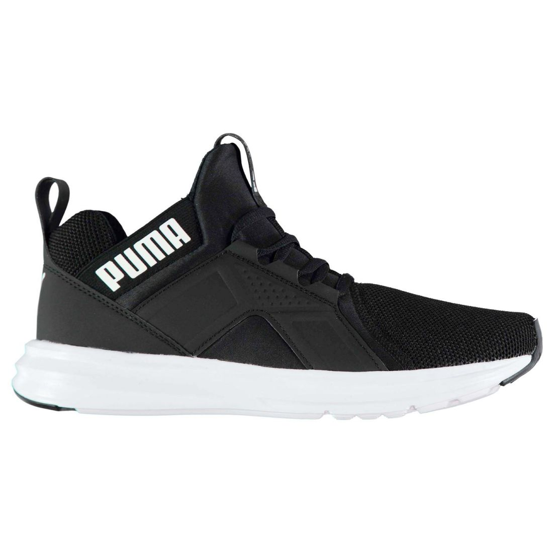 a1ef9ad1ed86 Puma Mens Enzo Mesh Runners Shoes Running Cross Training Sports Lace ...