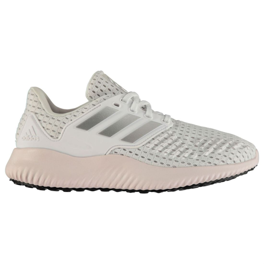 509c69aae3101 adidas Alpha Bounce RC Ladies Road Running Shoes Laces Fastened Lightweight  Mesh