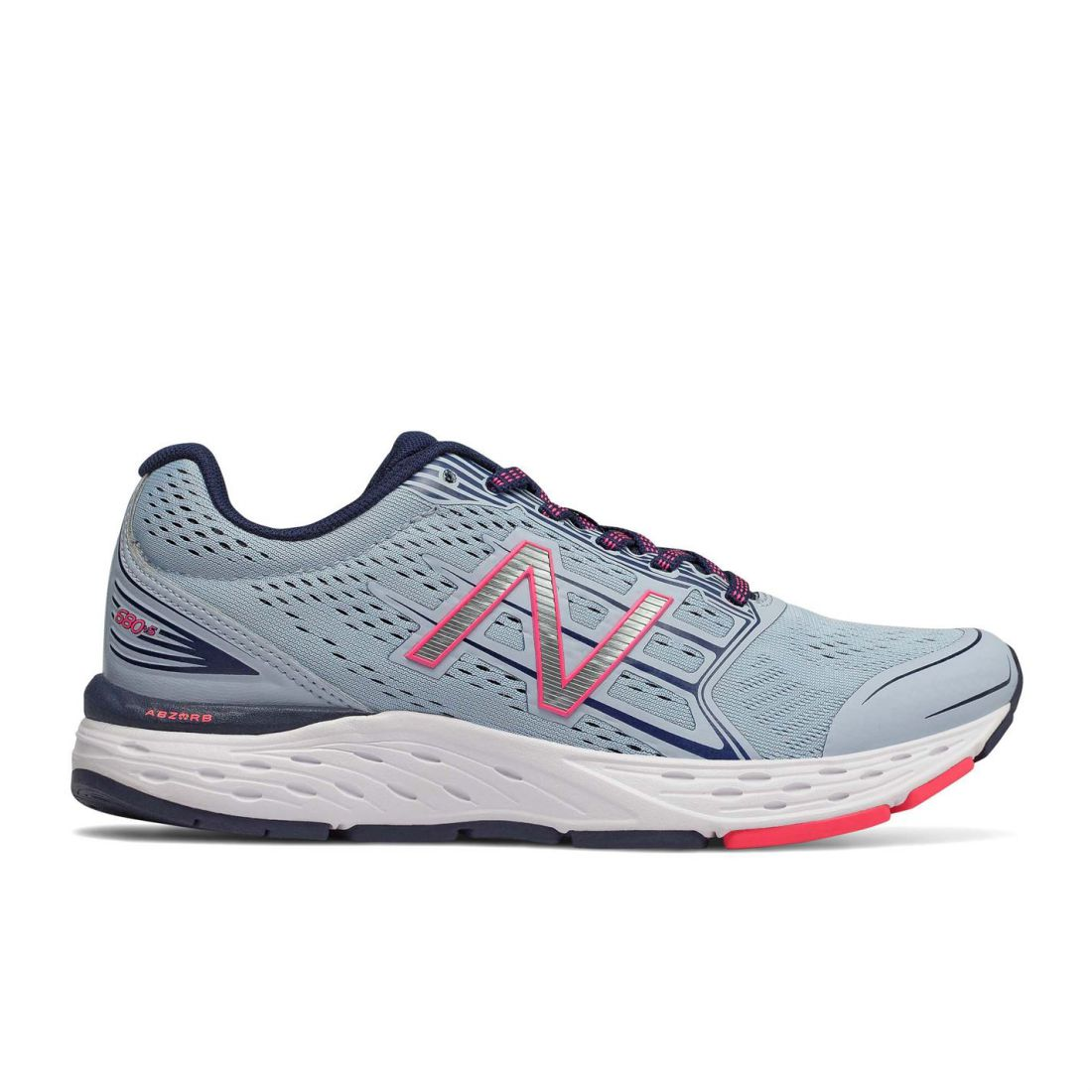 New Balance Womens 680v5 Road Running shoes