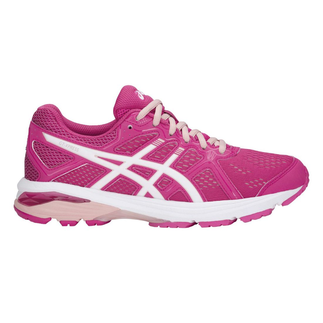 Asics GT Xpress Running shoes Ladies Road Laces Fastened Mesh Upper