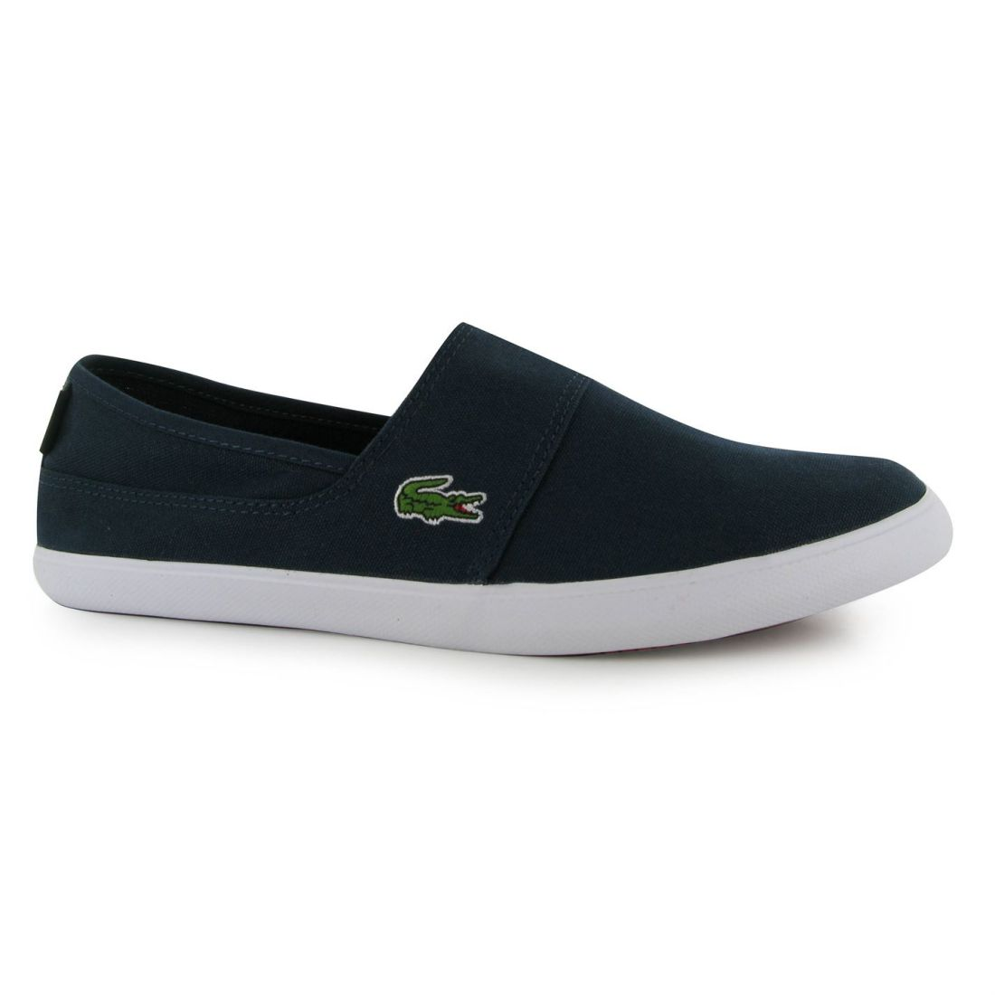 146fabebb Lacoste Marice Casual Shoes Mens Navy UK 10 (44.5) for sale online ...