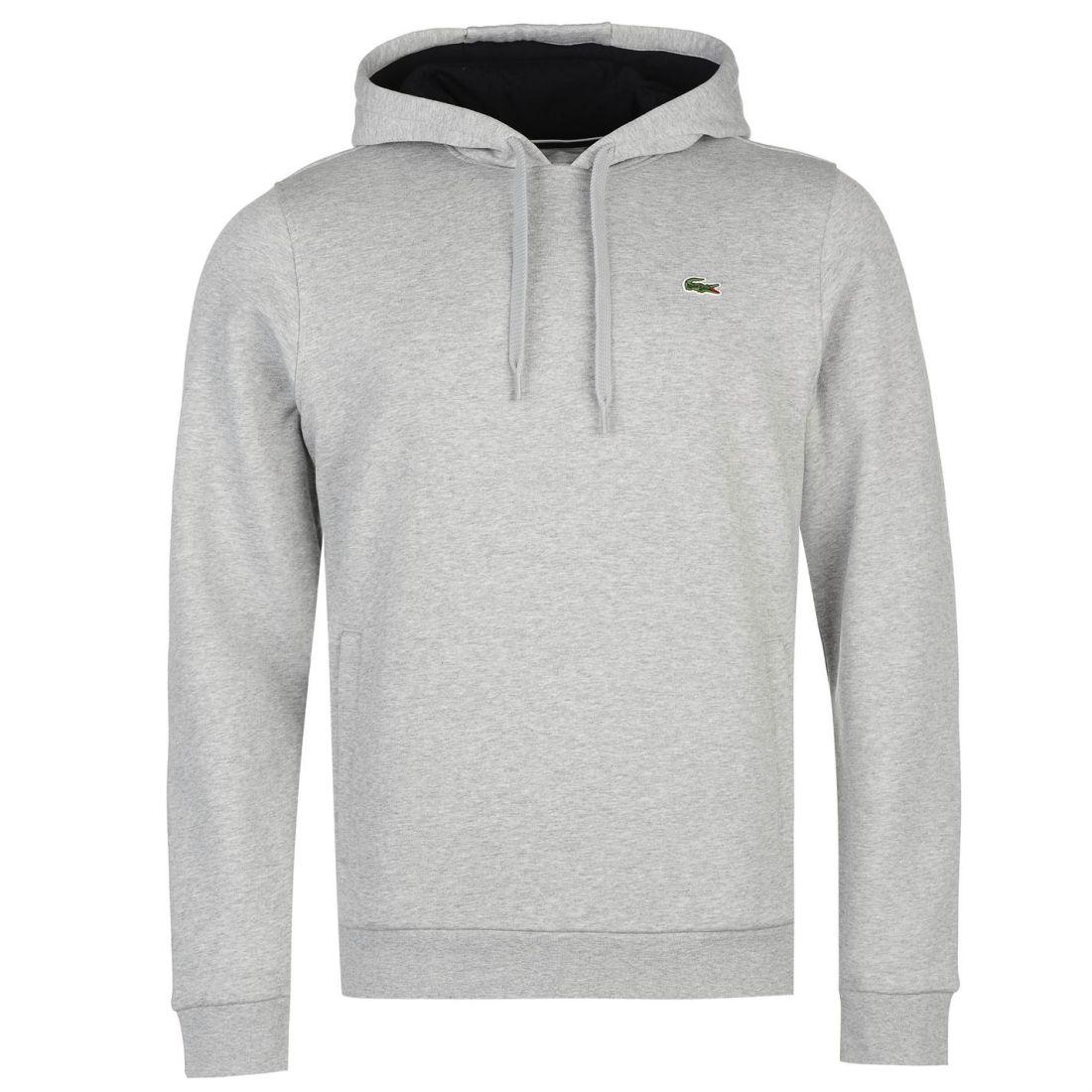 6e9eb46b46f325 Image is loading Lacoste-Over-The-Head-Basic-Hoodie-OTH-Mens