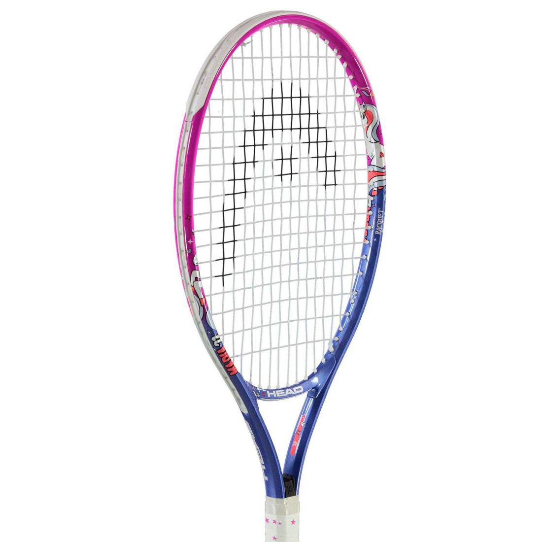 Slazenger Storm Set Youngster Childrens Tennis Racket