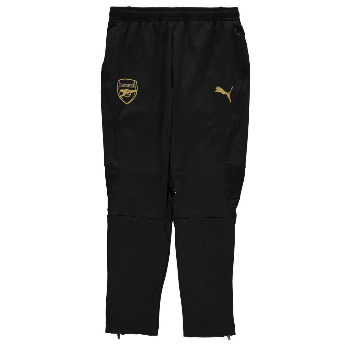 adad8a5d1b3 Details about Puma Kids Arsenal Training Pants 2018 2019 Junior Performance  Tracksuit Bottoms