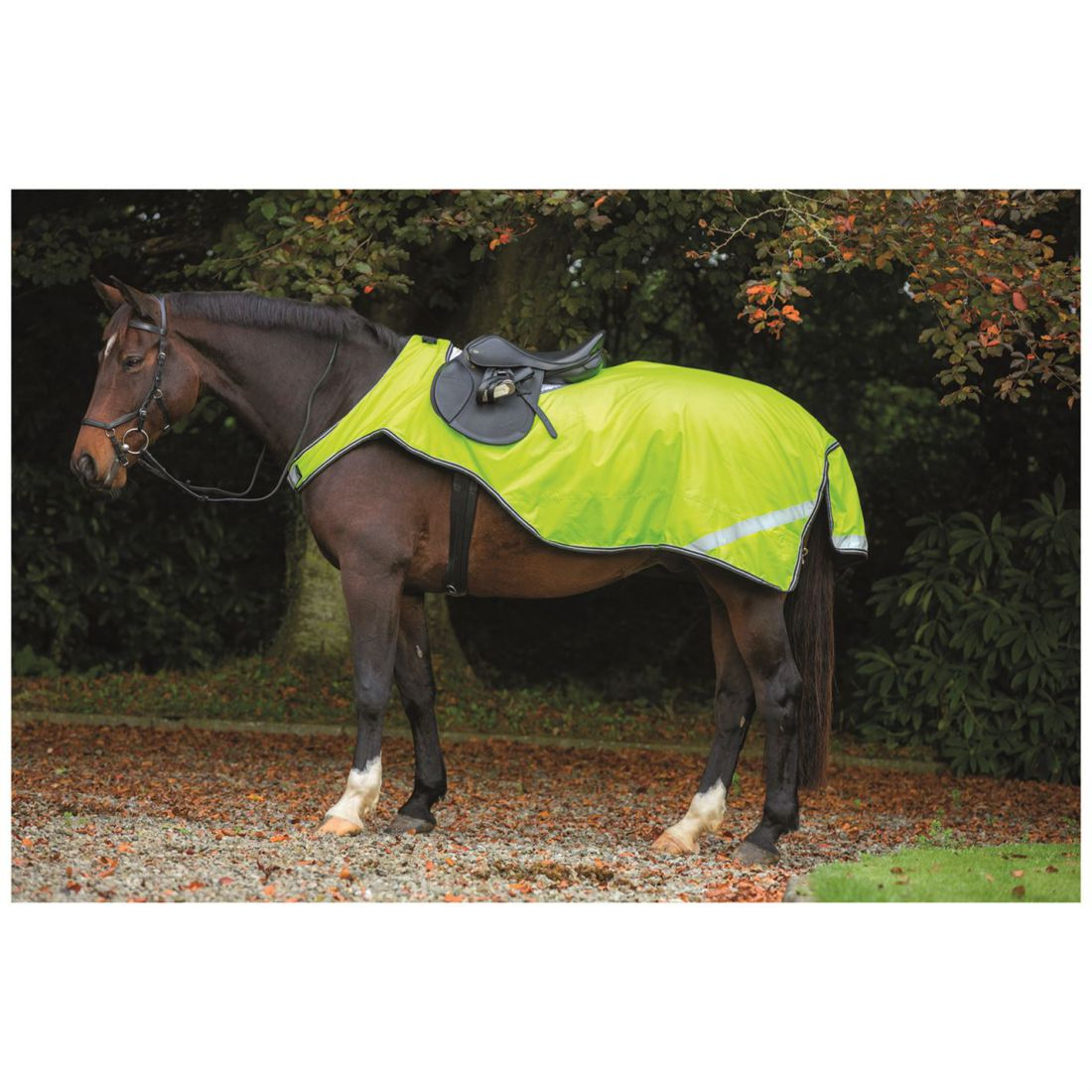 Horseware Reflective Competition Sheet Unisex Horse Rug Water Repellent