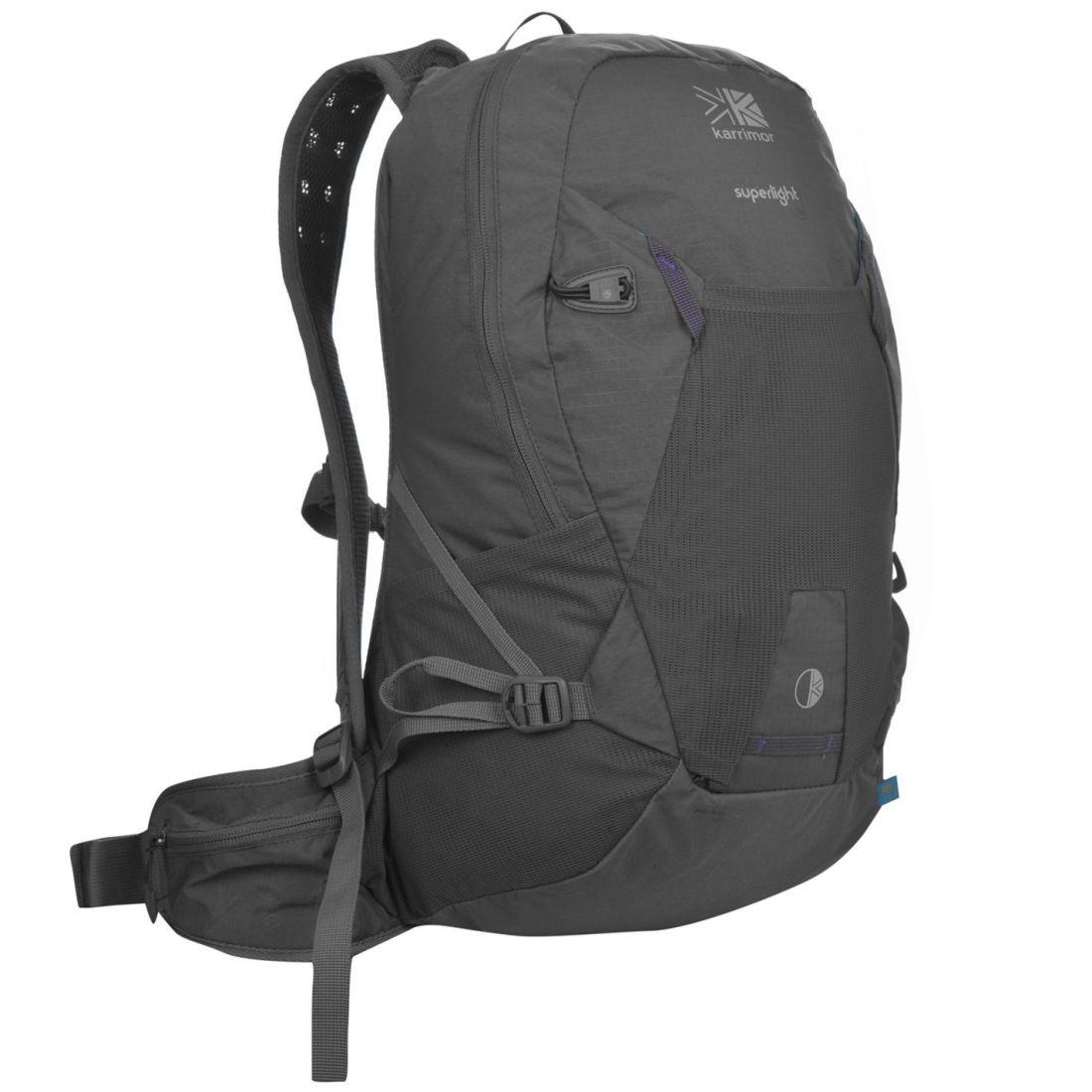 89221acdad1 Image is loading Karrimor-Superlite-20-64-Backpack-Daysack-Rucksack-Bag