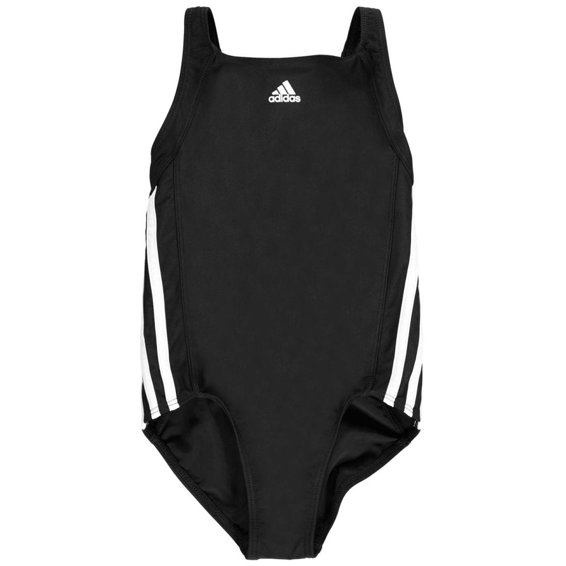 3a3fe45450 adidas Girl Sports Swimming Costume Essence Core 3s 1pc Y Black ...