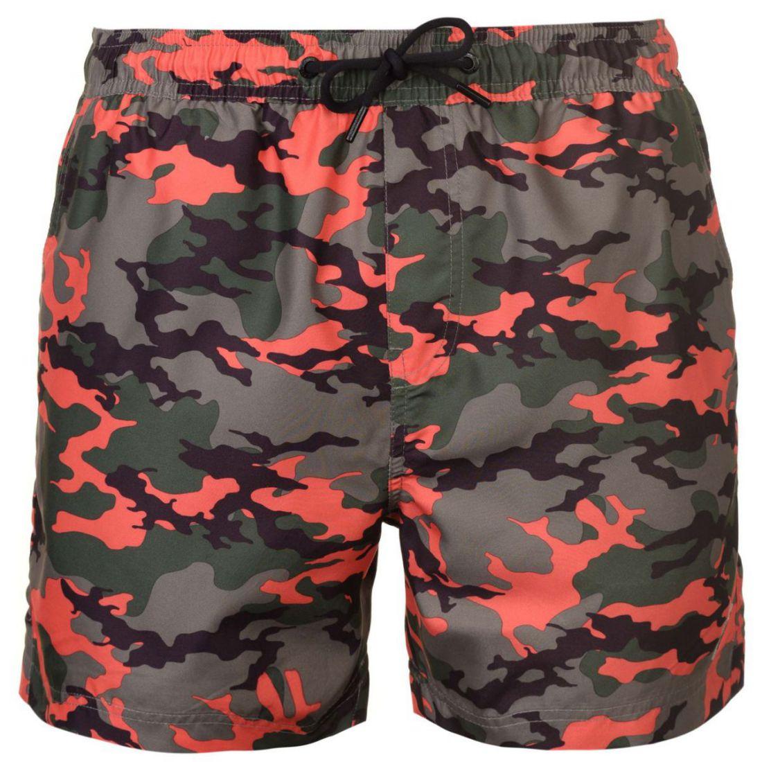 Pierre Cardin Mens Camo Swim Shorts Pants Trousers Bottoms ... 6be2db688