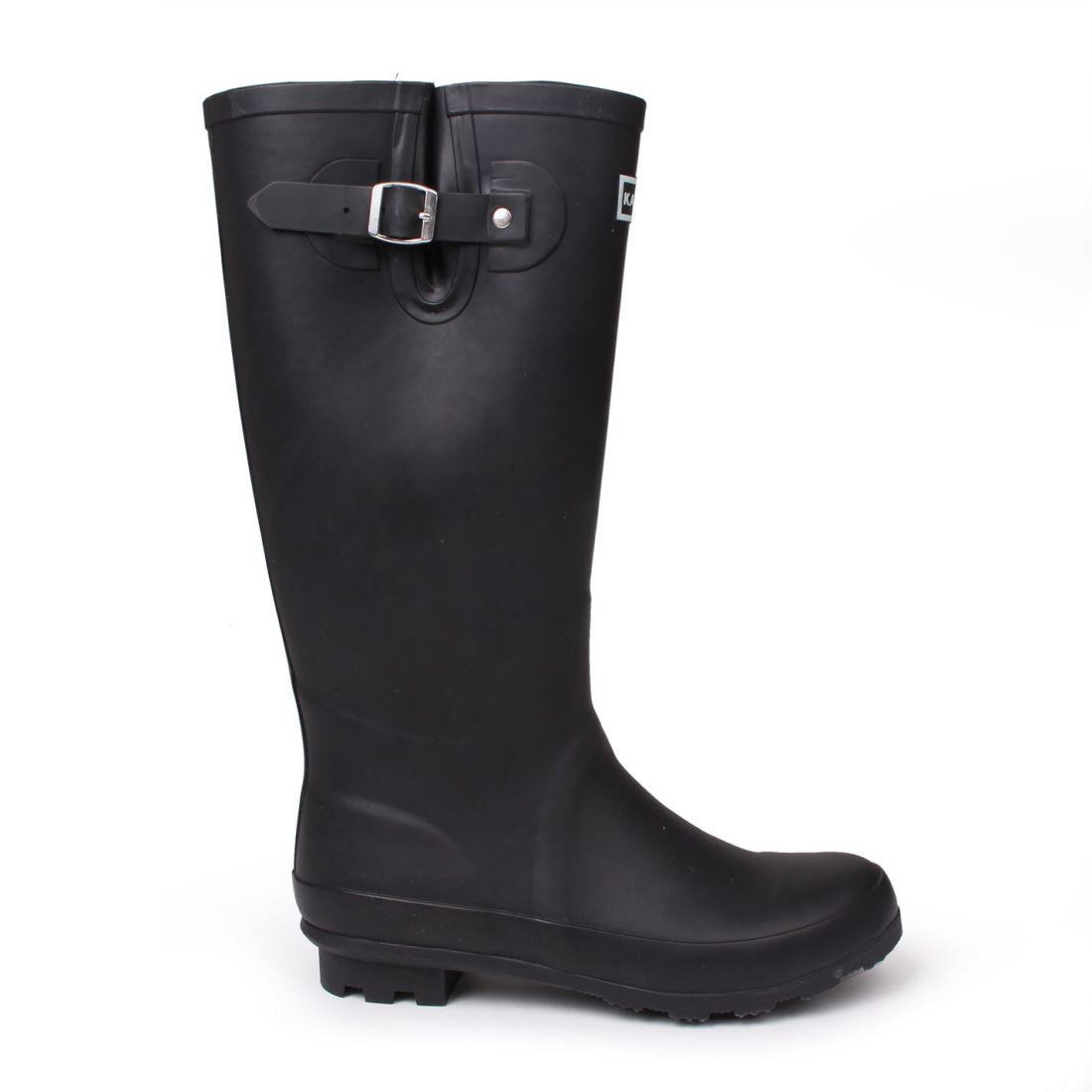 Image is loading Kangol-Womens-Tall-Wellies-Ladies-Wellington-Boots-Rubber- ba8e427846d