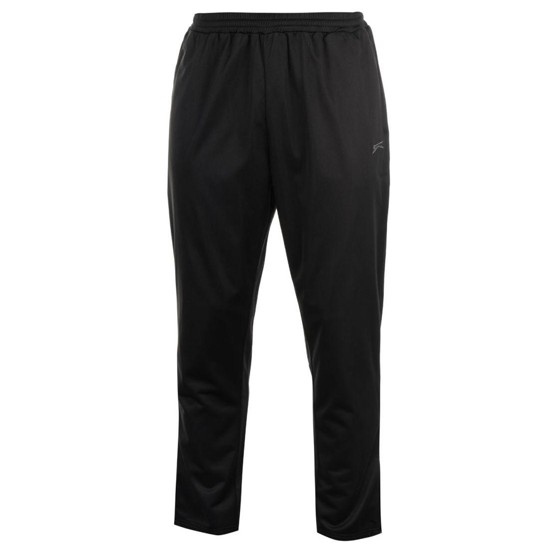 4dfbf213960 Image is loading Slazenger-Mens-Poly-Pants-Gents-Sports-Training-Running-