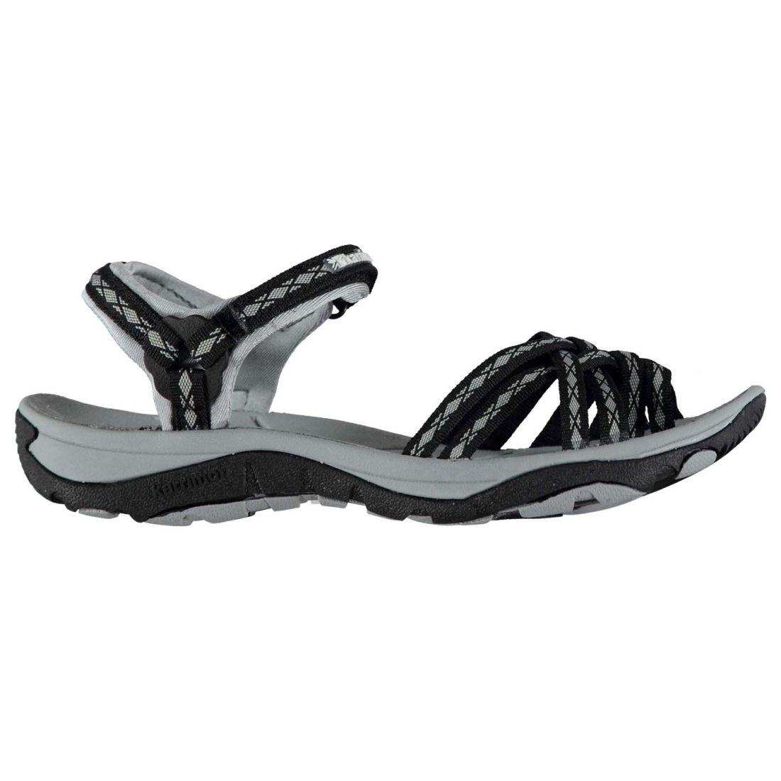 Image is loading Karrimor-Womens-Ladies-Salina-Walking-Sandals-Summer-Shoes- e03b581f9f