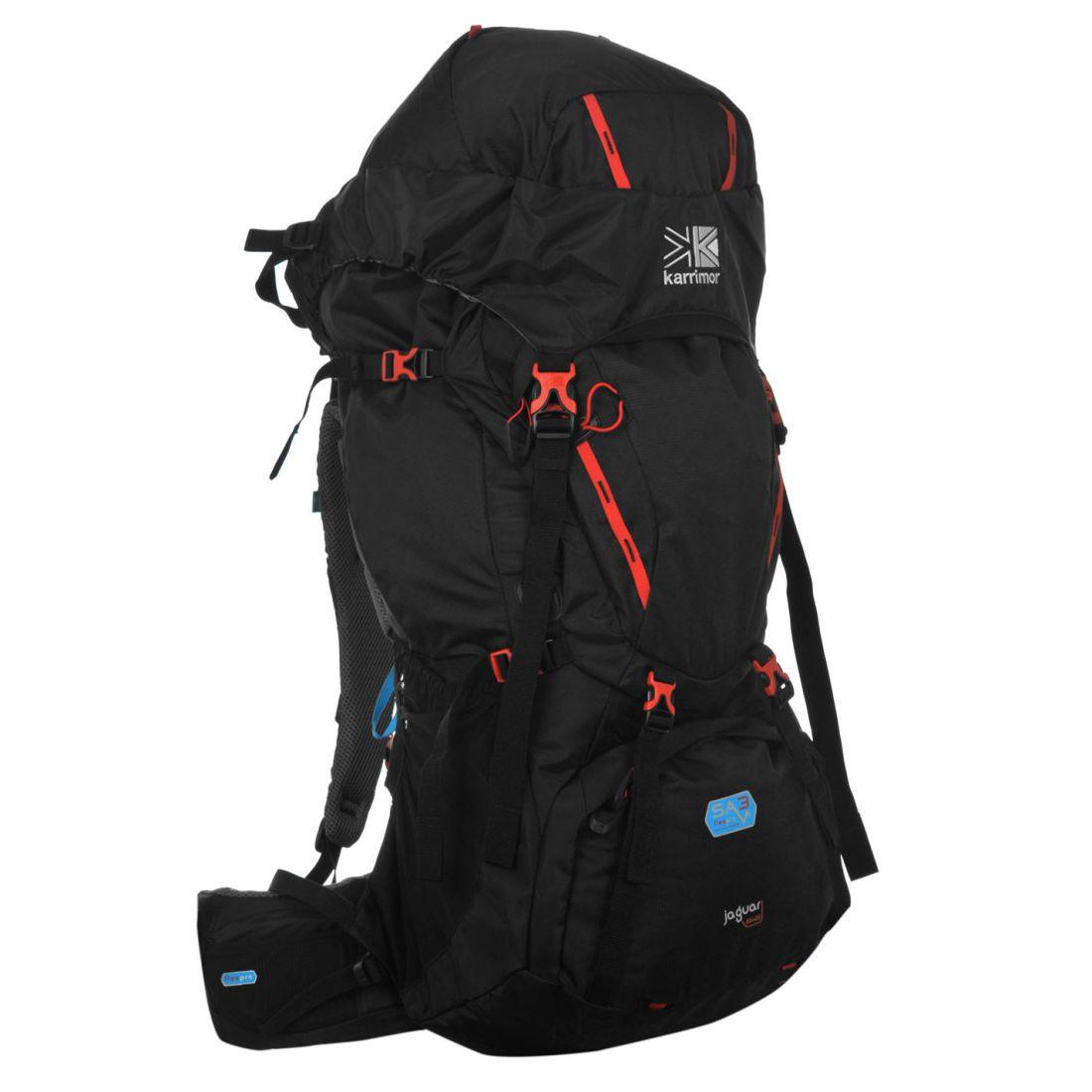 Image is loading Karrimor-Jaguar-65-Rucksack-Outdoor-Hiking-Trekking-Bag- 9583ecc74ab7e