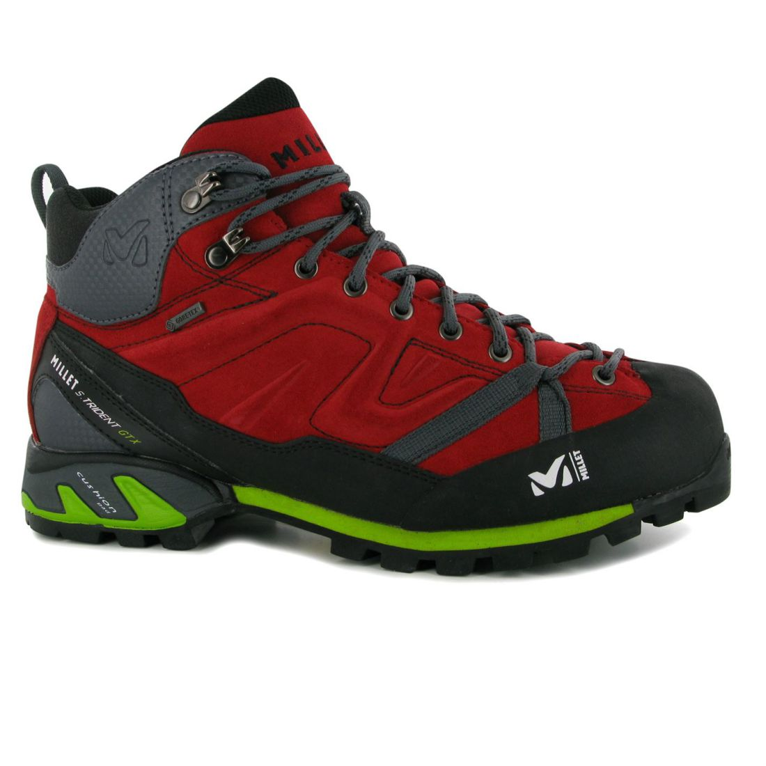 Millet Gents Mens Triden GTX Mid Walking Boots Hiking Trekking Laced shoes