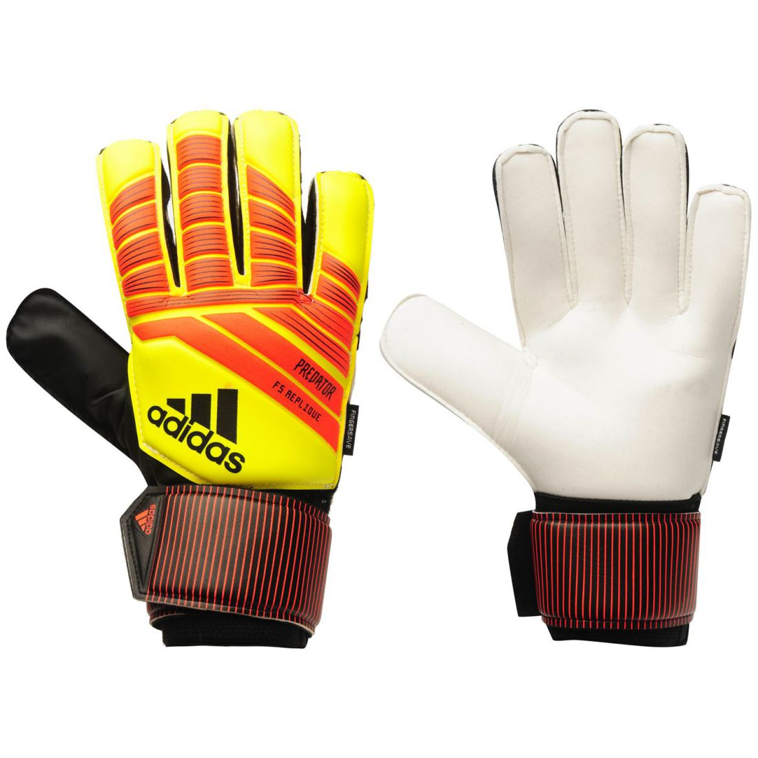 bcac491008d ADIDAS PREDATOR FS Replique Gloves Unisex Goalkeeper Sport - EUR 30 ...