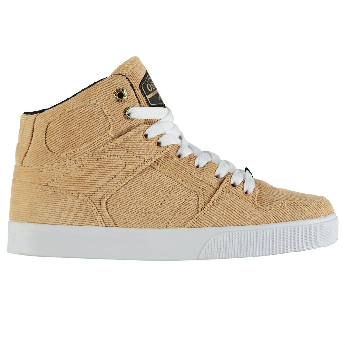 Osiris Mens NYC 83 VLC Trainers Skate Skate Skate schuhe Lace Up Padded Ankle Collar Tongue dc8f46