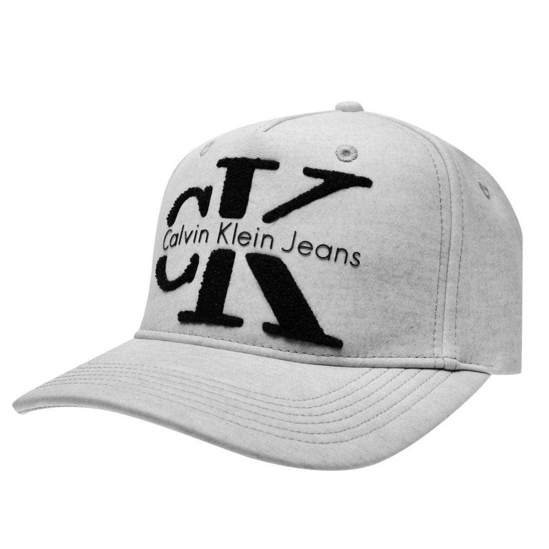 12e0593678239a Womens Calvin Klein Re Issue Cap Baseball Tonal Stitching for sale ...