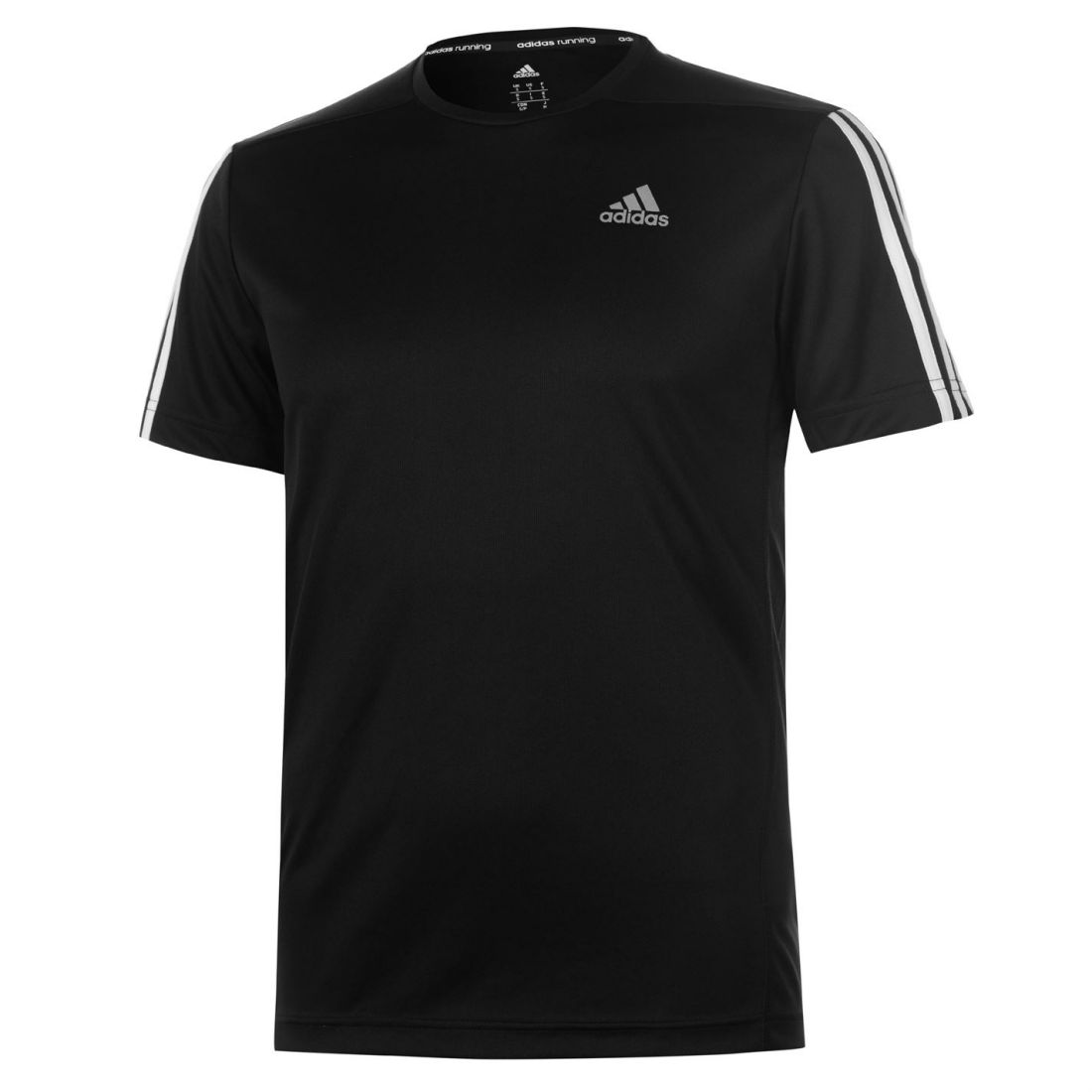 a7df62f8bcce adidas Mens Questar T Shirt Running Tee Tops Sports Clothing Wear ...