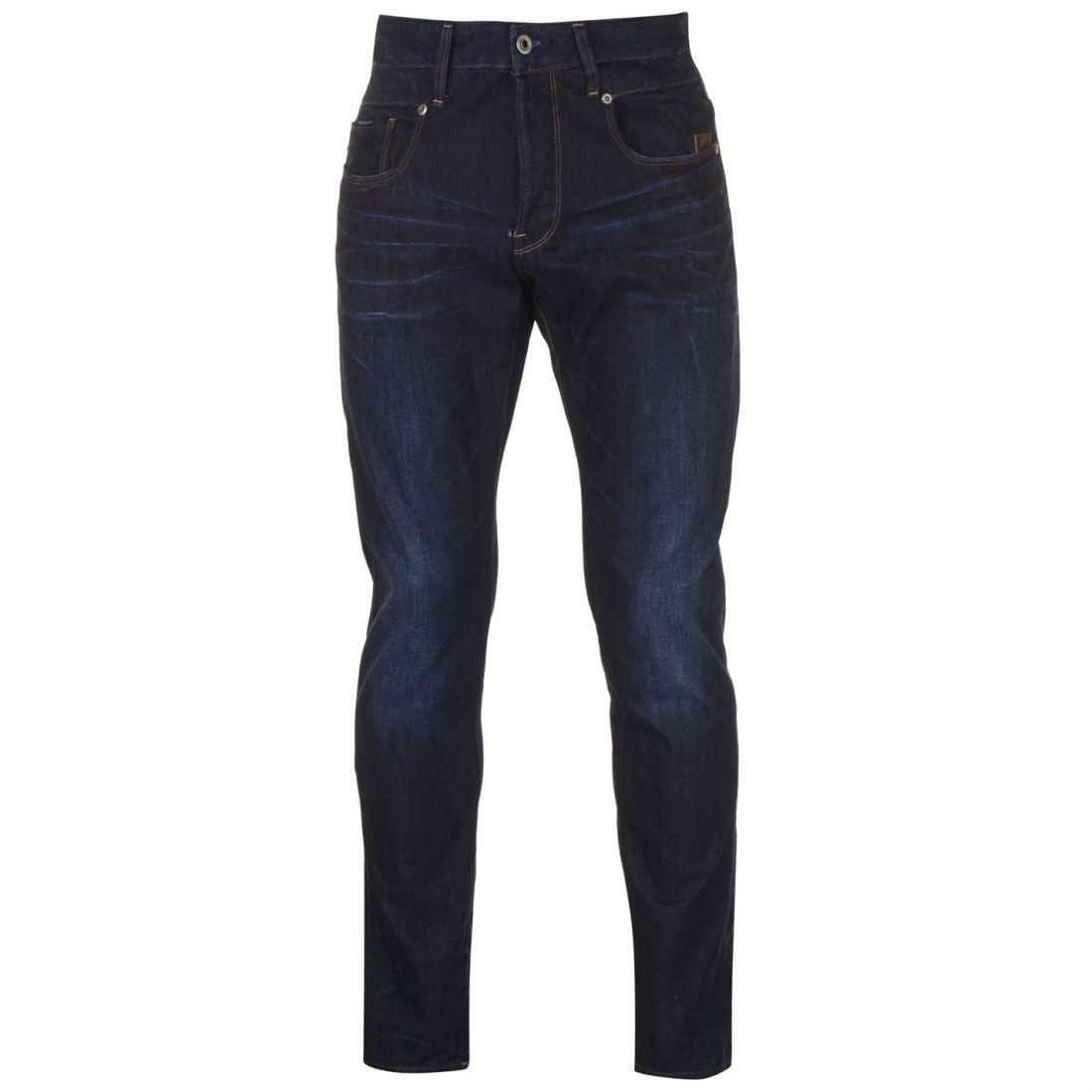 62b1e789015 G Star Mens Raw Radar Tapered Jeans Straight Pants Trousers ...