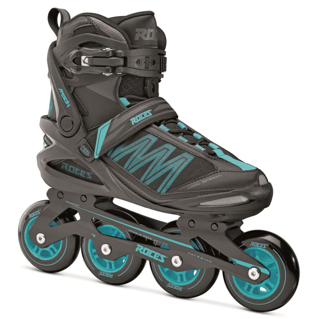 909a5ae299ea Image is loading Roces-Womens-Argon-Ladies-Skates-Inline-Shoes-Sports