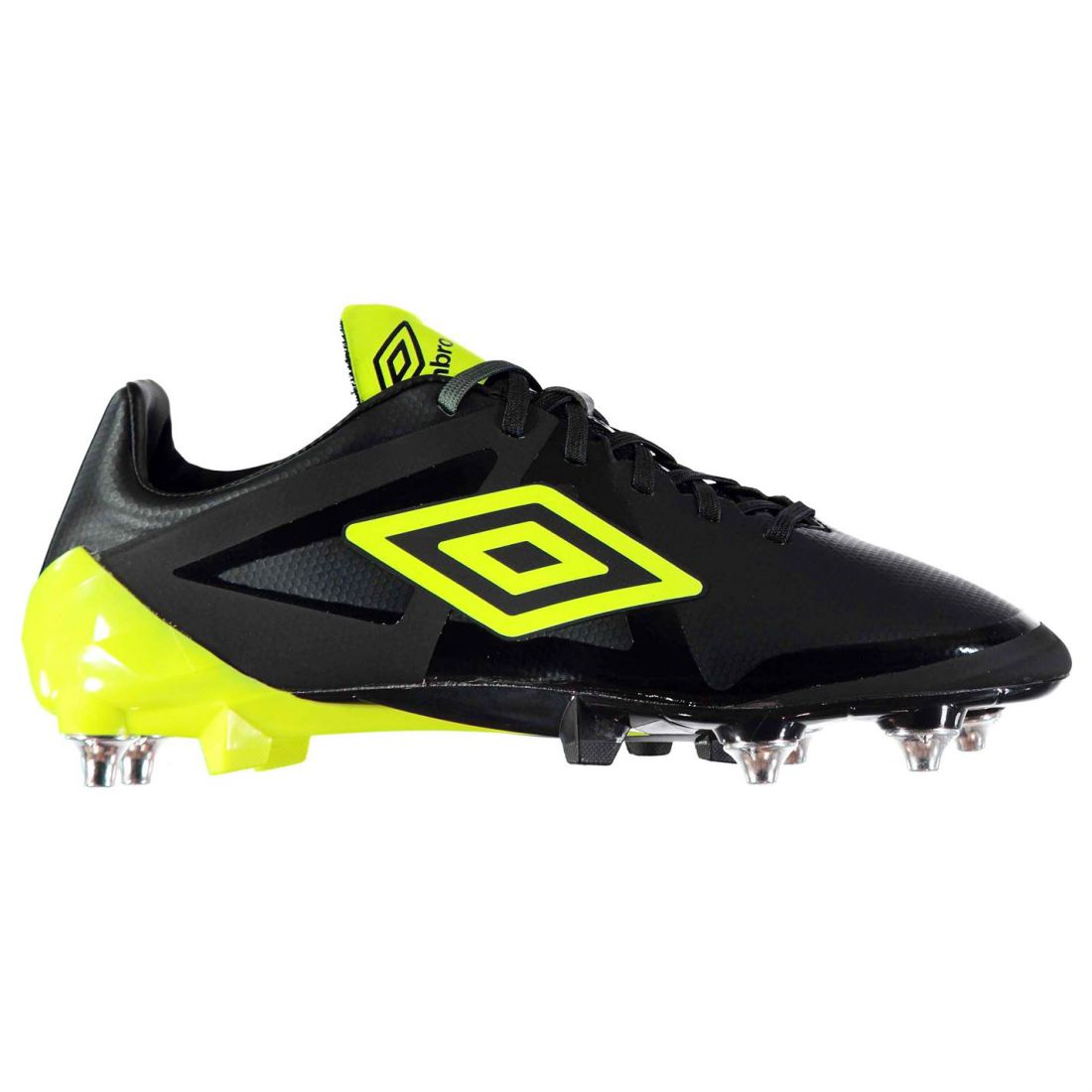 Umbro Mens Velocita Pro SG Football Boots shoes Lace Up Synthetic Upper Studs
