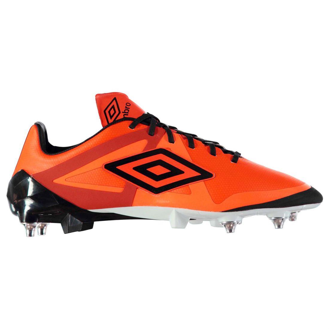 Umbro Mens Velocita Pro SG Football Boots Shoes Lace Up Synthetic ... 270d1606e0d4e