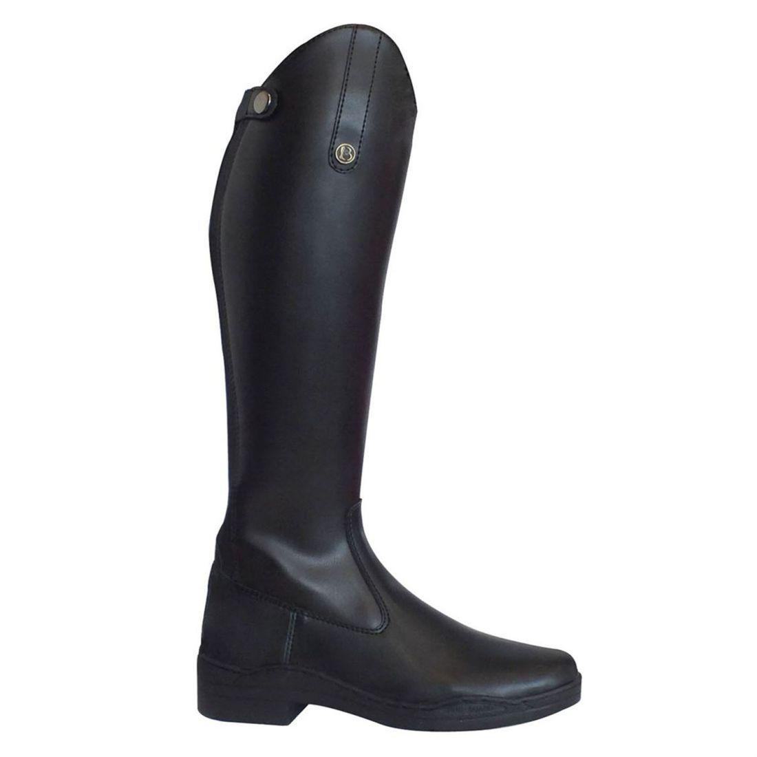 BROGINI Unisex Modena Largo Zapatos botas de montar paneles elásticos cotidianas Ecuestre