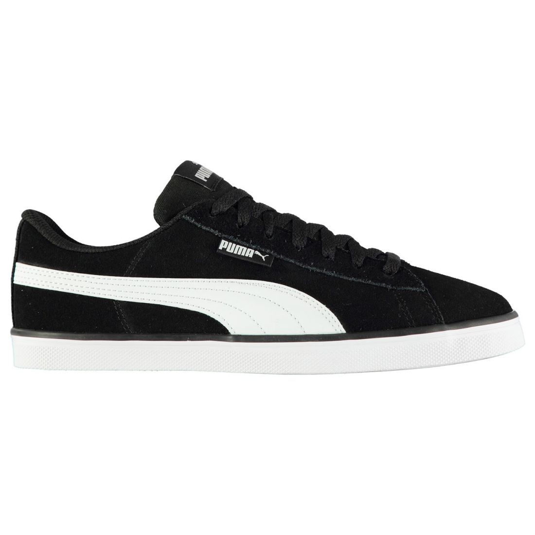 Puma Mens Urban Plus Suede Trainers Lace Up Padded Ankle Collar ... 18d202704