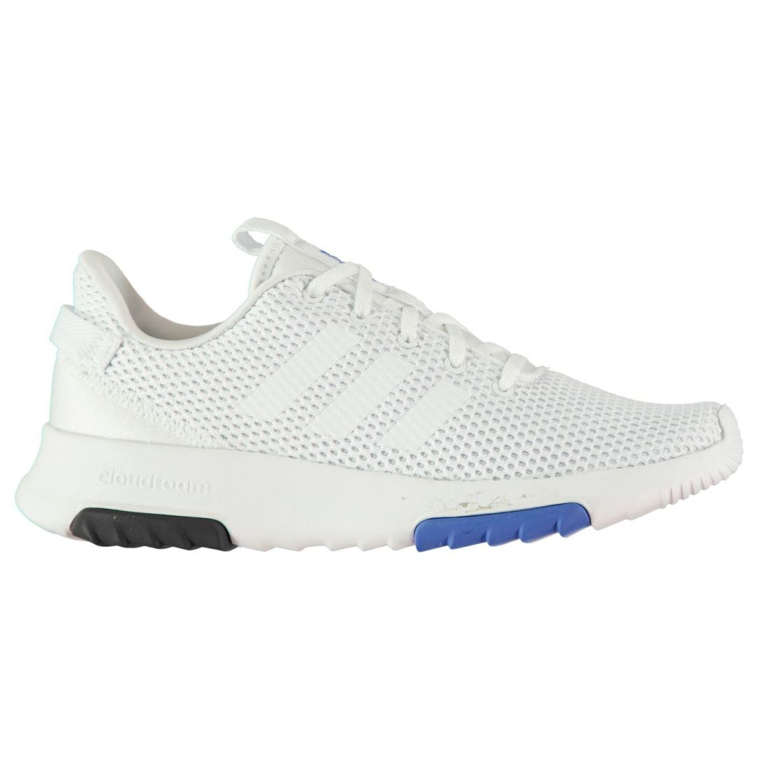 afe6fd4d1 adidas Neo Cloudfoam Racer TR Grey CG5704 Casual Trainers Sizes UK 9.5 -  10.5 UK 10 for sale | eBay