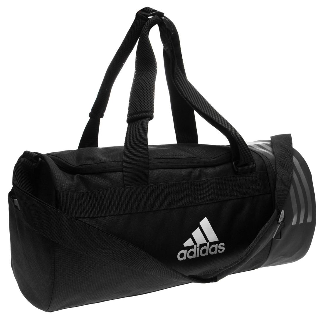 67ad8461bedf adidas Convertible 3s Duffel Bag S CG1532 Black for sale online