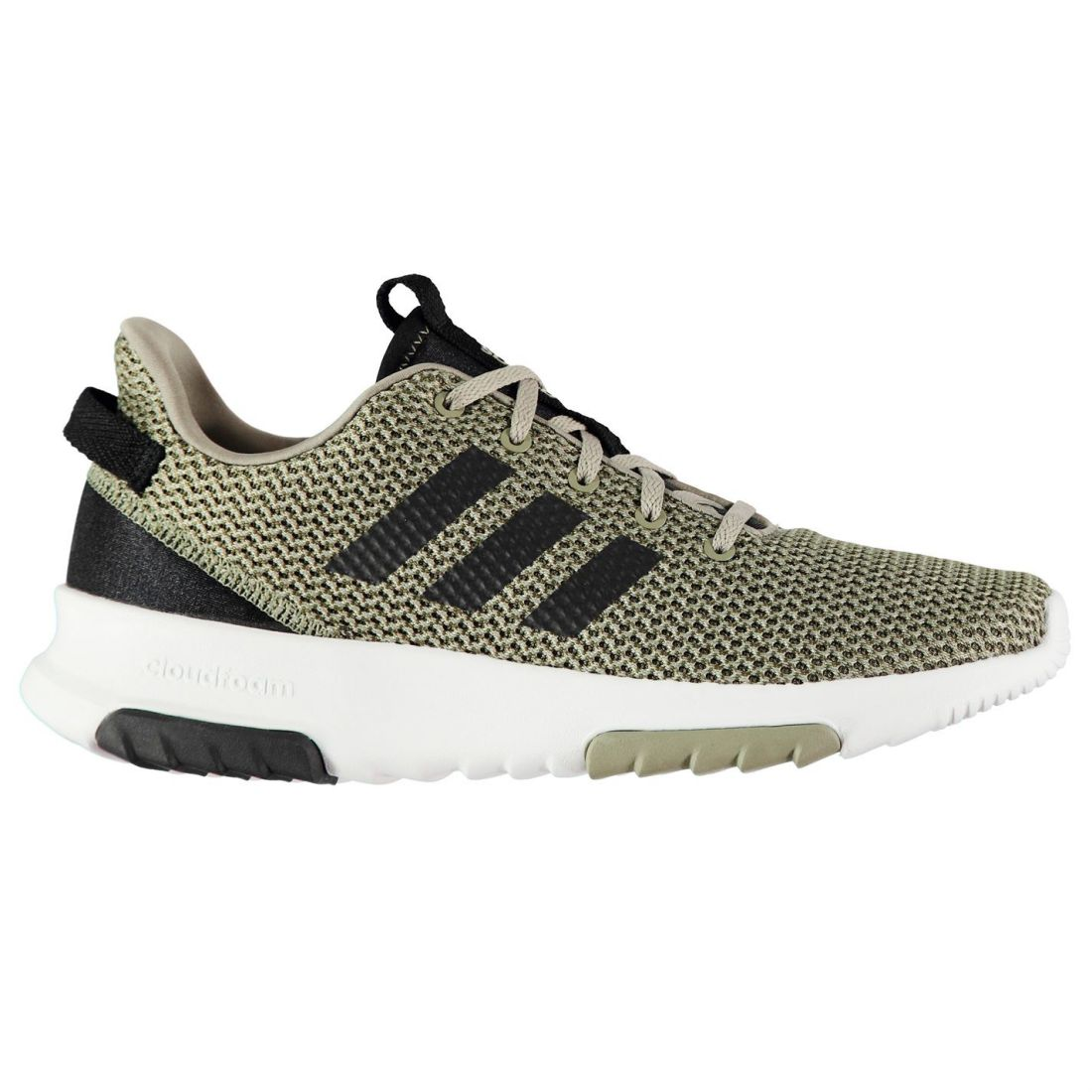 adidas Mens CloudFoam Racer TR Trainers Runners Lace Up Breathable ... ada60ec8e