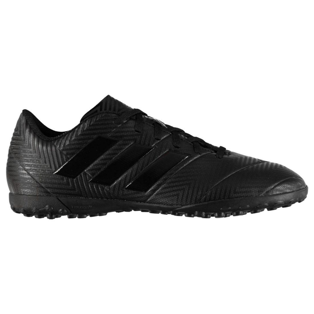 8a6b991ced6c adidas Nemeziz Tango 18.4 Astro Turf Sneakers Mens Gents Football Boots  Laces