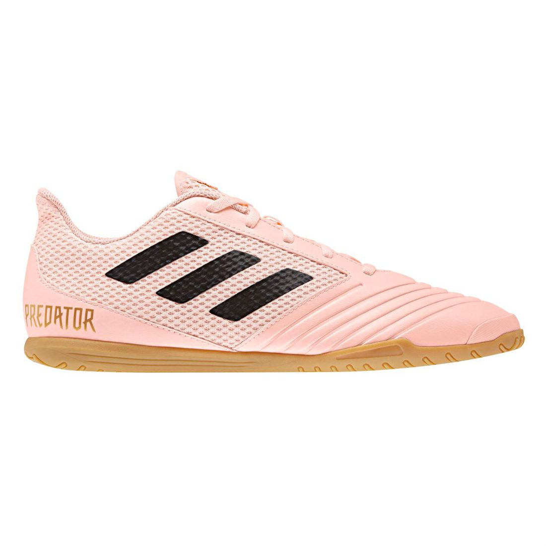 98fca6479fe adidas Mens Predator Tango 18.4 Sala Indoor Football Trainers Boots Lace Up