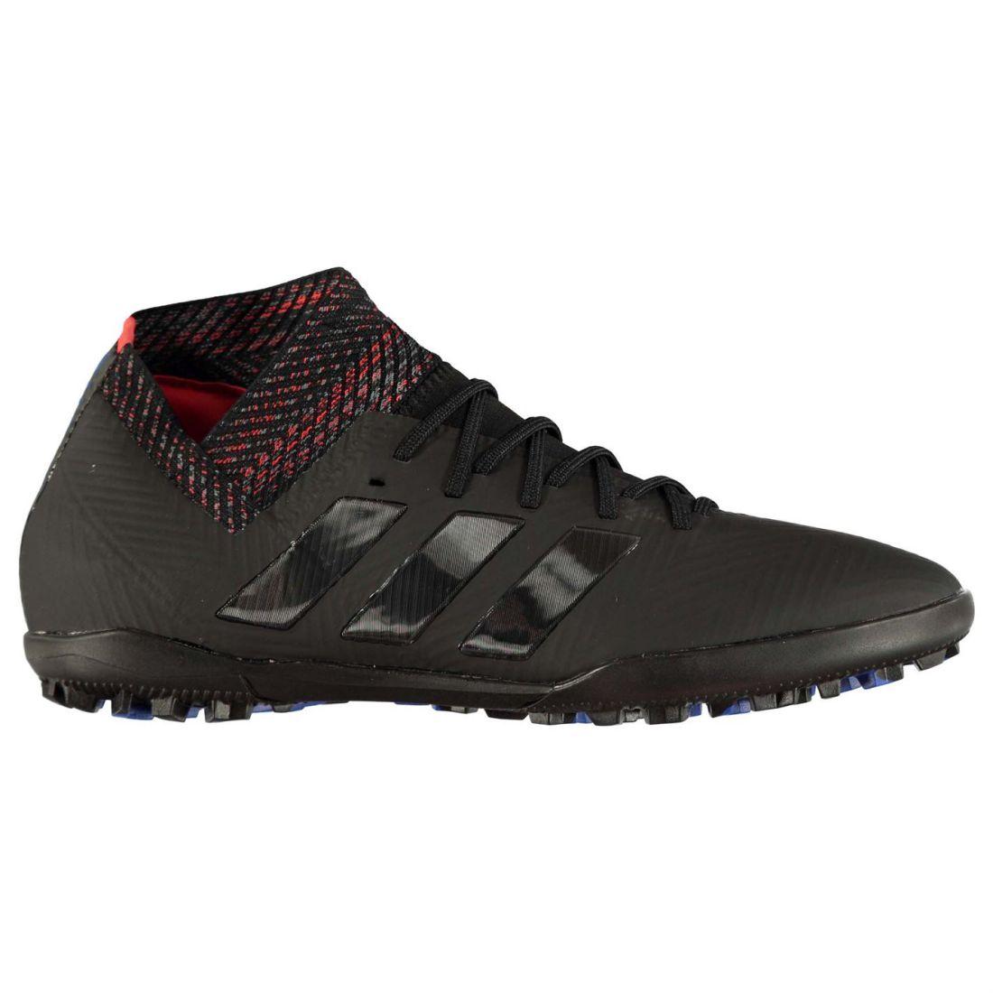 adidas Mens Nemeziz Tango 18.3 Astro Turf Trainers Football Boots Lace Up Mesh