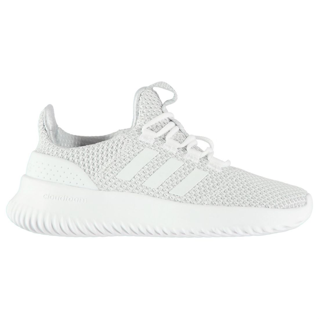 dab2274206a adidas Kids Boys CloudFoam Ultimate Child Trainers Runners Lace Up  Comfortable