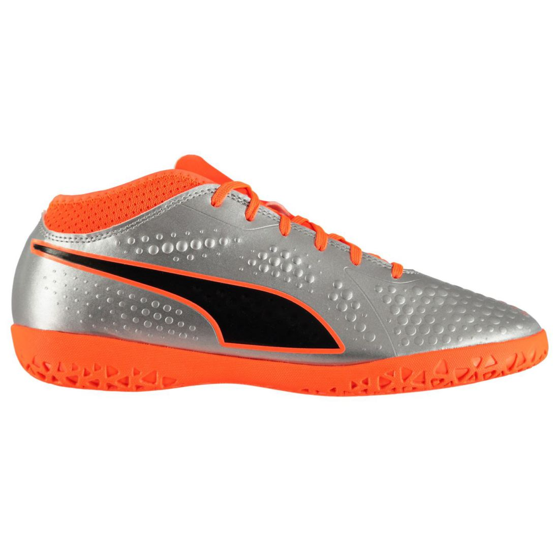 cbf344aafd360d Puma Mens ONE 4 Indoor Football Trainers Up Textured Boots Lace  nogatf1494-Football Boots